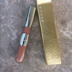 Limited Edition Becca Chrissy Tegan Lipgloss